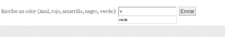datalist html5