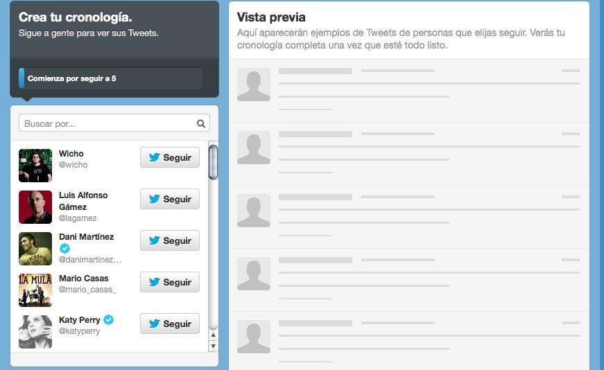 configurar cuenta twitter paso 2