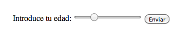 range input html5