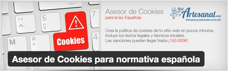 plugin ley proteccion datos española wordpress
