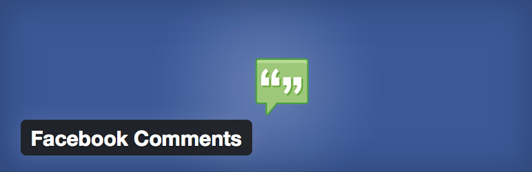 Plugin de WordPress de Facebook Comments