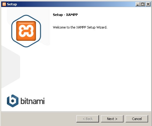 Comenzar a instalar un servidor local XAMPP en Windows