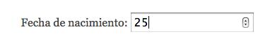 numer input atributo step HTML5