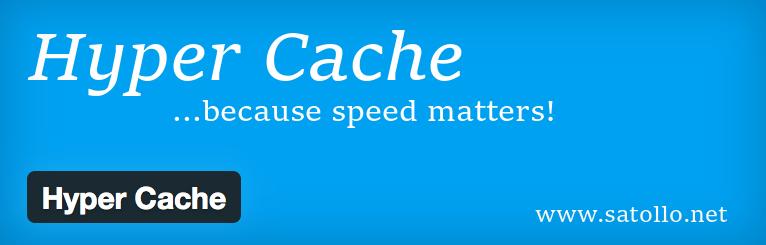 plugins de cache para WordPress - Plugin hyper cache de wordpress