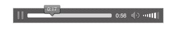 ejemplo de la etiqueta HTML5 audio