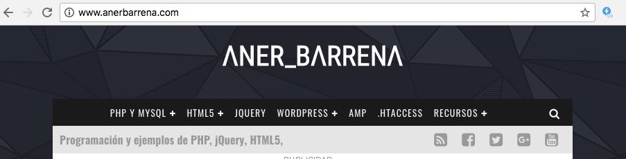 Cómo validar páginas AMP con una extensión de Chrome y Opera
