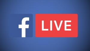 Streaming con Facebook Live vídeo desde móvil con app de IOS y Android