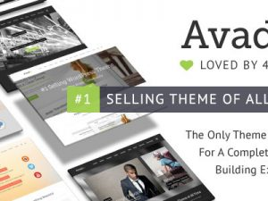 Avada WordPress Theme Themeforest