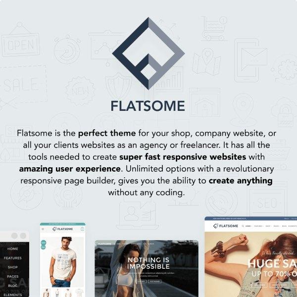 Flatsome WordPress Theme